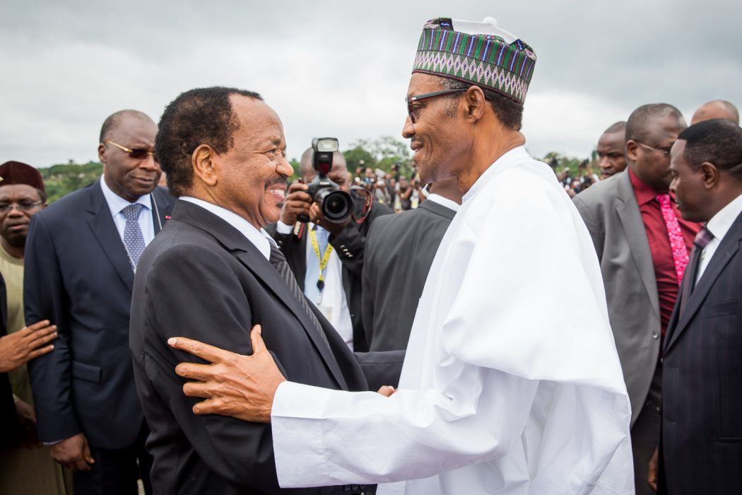 Buhari pledges support to Cameroon