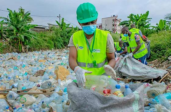 Douala - Wouri Division: Stakeholders establish strategy to recycle plastic waste