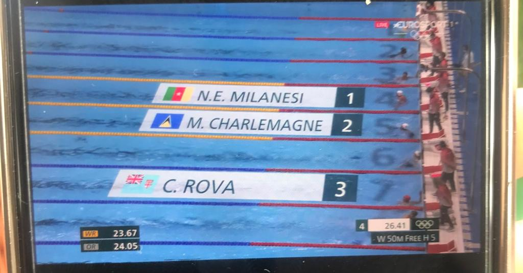 Two Cameroonian athletes eliminated despite clinching victories