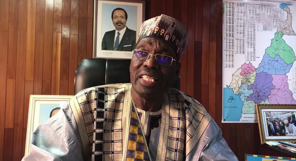 COVID 19: Issa Tchiroma says he is ready to be vaccinated repeatedly
