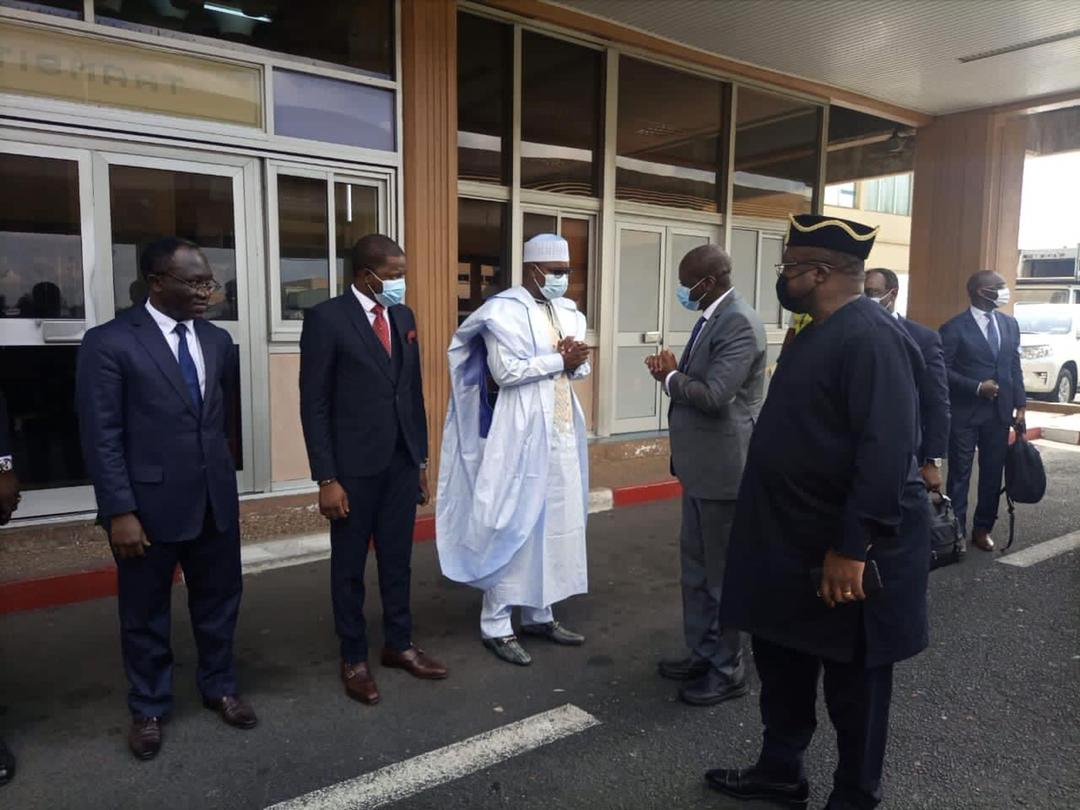 World Bank: VP for West and Central Africa meeting with Cameroon stakeholders, talks centered on five key areas of interest