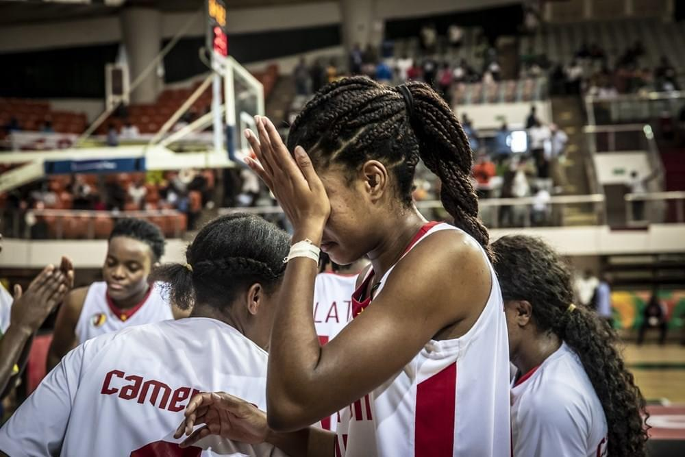 Women's AfroBasket 2021: Cameroon grab Bronze, coach Mbombo Njoya says Lionesses can attain Nigeria's level with perseverance