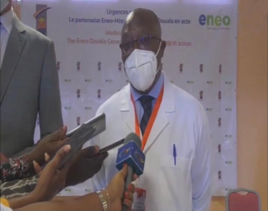 Cameroon: ENEO reaching out to the health sector