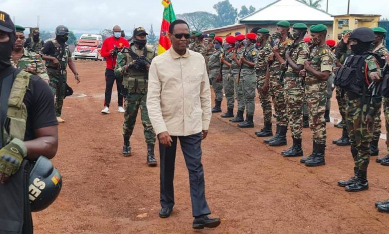 """Joseph Beti Assomo: """"Actions will be deployed without delay"""" Defense Minister announcing new strategies against secessionist fighters"""