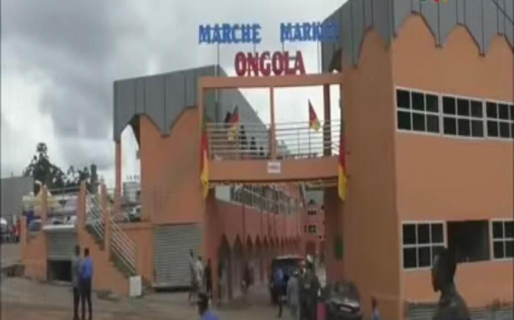 Yaounde: 'Ongola Market' commercial space to curb urban disorder at Avenue Kennedy